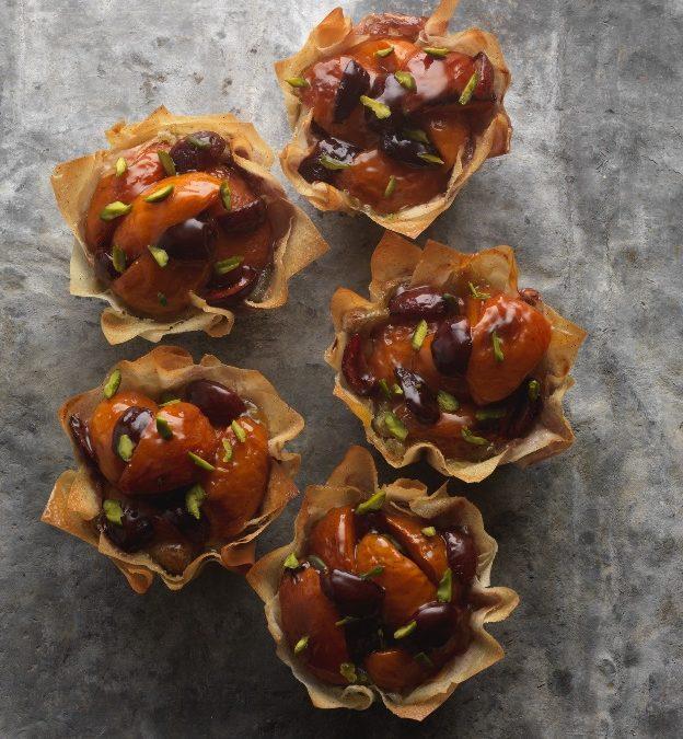 Seasonal Recipe – Apricot Croustade