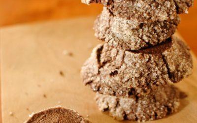 Featured Recipe – Chocolate Petit Sable
