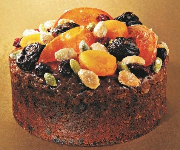 Seasonal Recipe – Dundee Cake