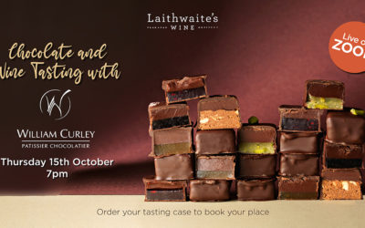Virtual Chocolate and Wine Tasting with Laithwaite's