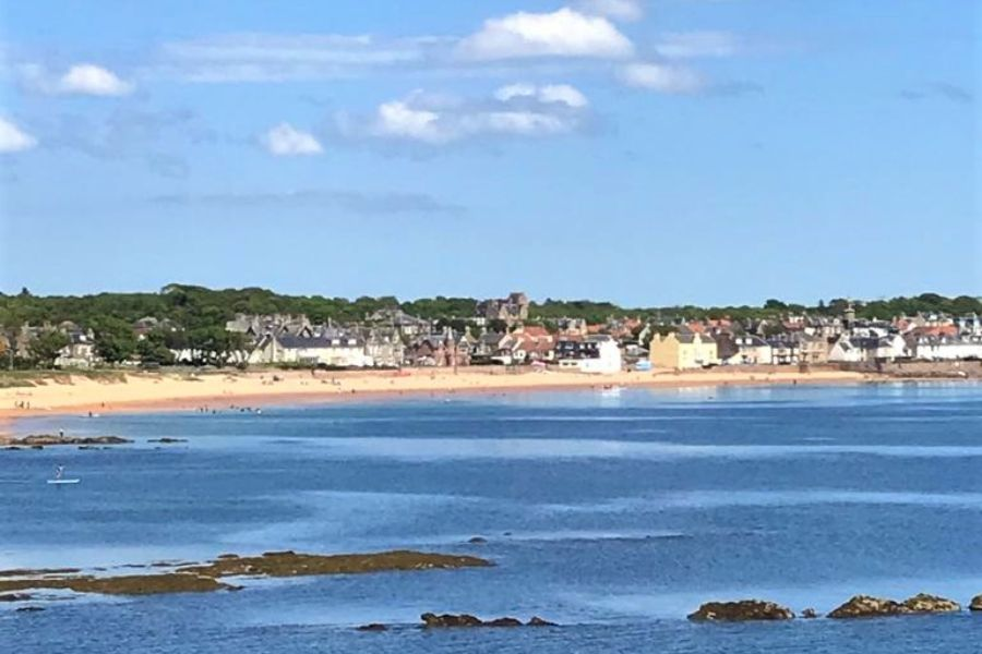 William's Diary – Fife Staycation