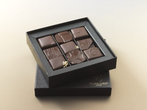 9 Piece Couture Chocolate Box