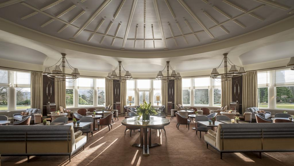 William's Diary – Back to Gleneagles Hotel – Part 2