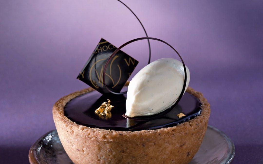 Seasonal Recipe – Amedei Chocolate Tarts