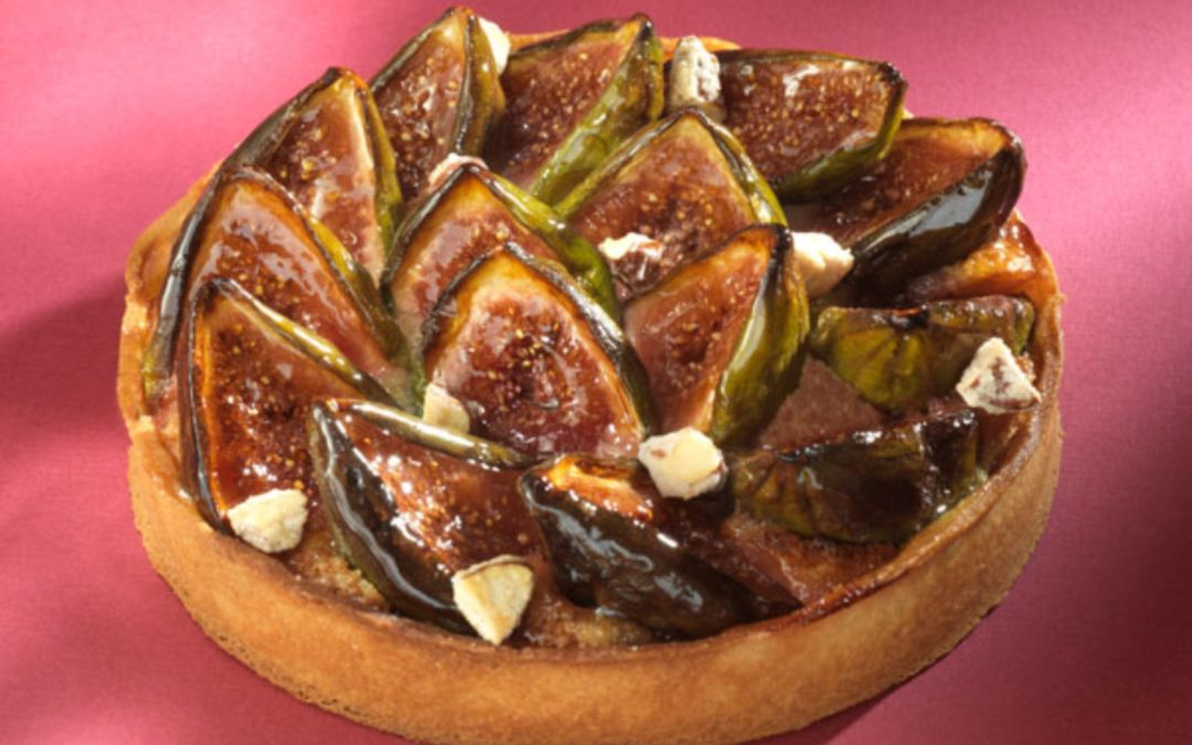 Seasonal Recipe – Fig & Hazelnut Tart