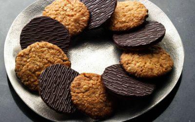 Seasonal Recipe – Chocolate Hobnobs